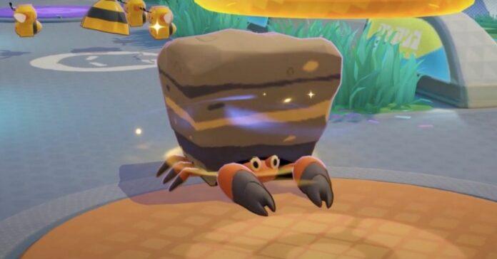 Pokémon Unite Crustle Build Guide