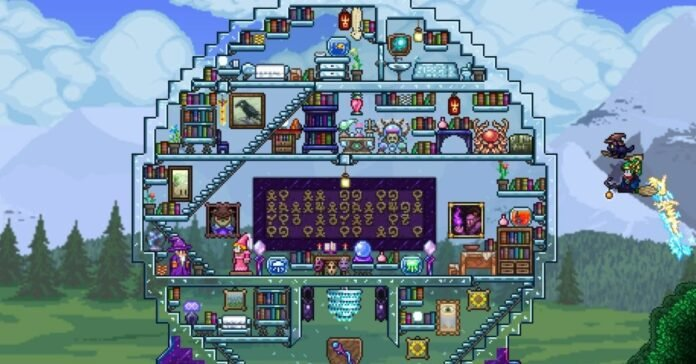 crystal ball terraria how to get and use