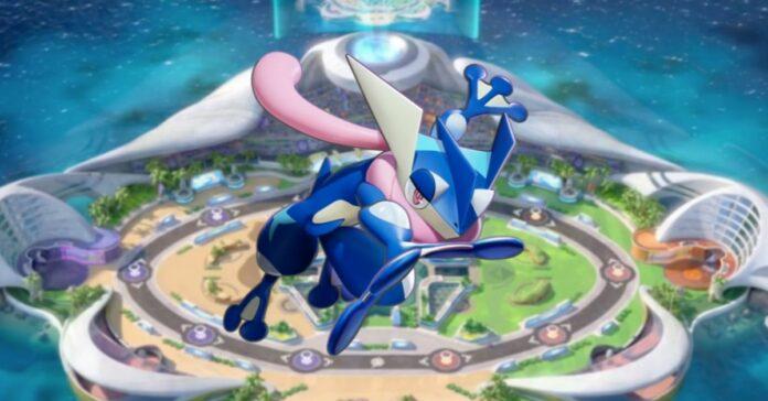 pokemon unite greninja build guide