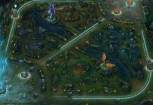 league of legends map guide