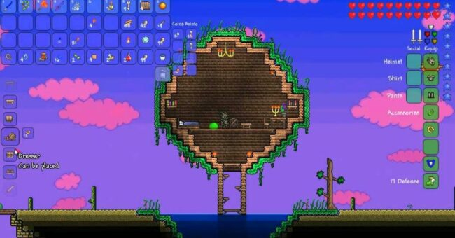 loom in terraria how to make