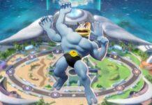 Pokémon Unite Machamp Build Guide