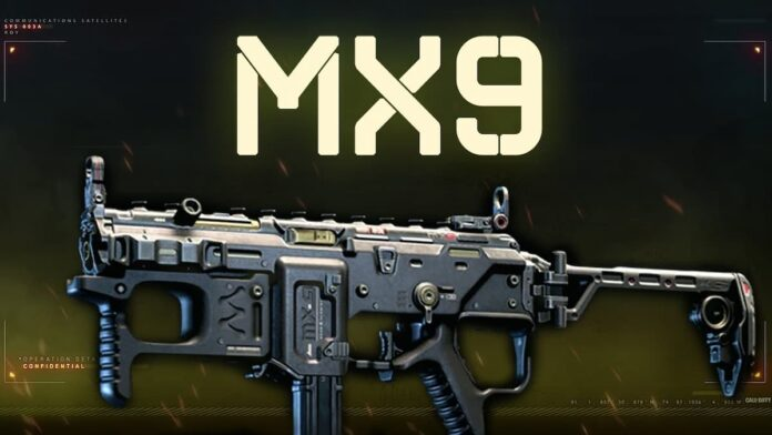 Unlocking MX9 in CoD Mobile