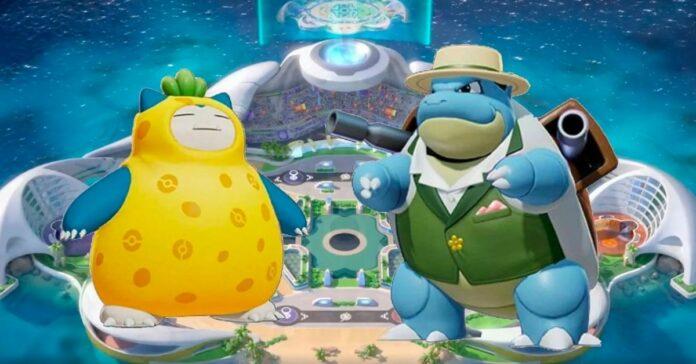 pokemon unite snorlax guide