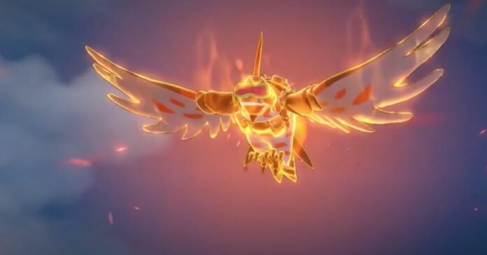 Pokémon Unite Talonflame Build Guide