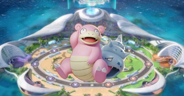 slowbro pokemon unite guide