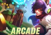 Wild Rift Arcade event details