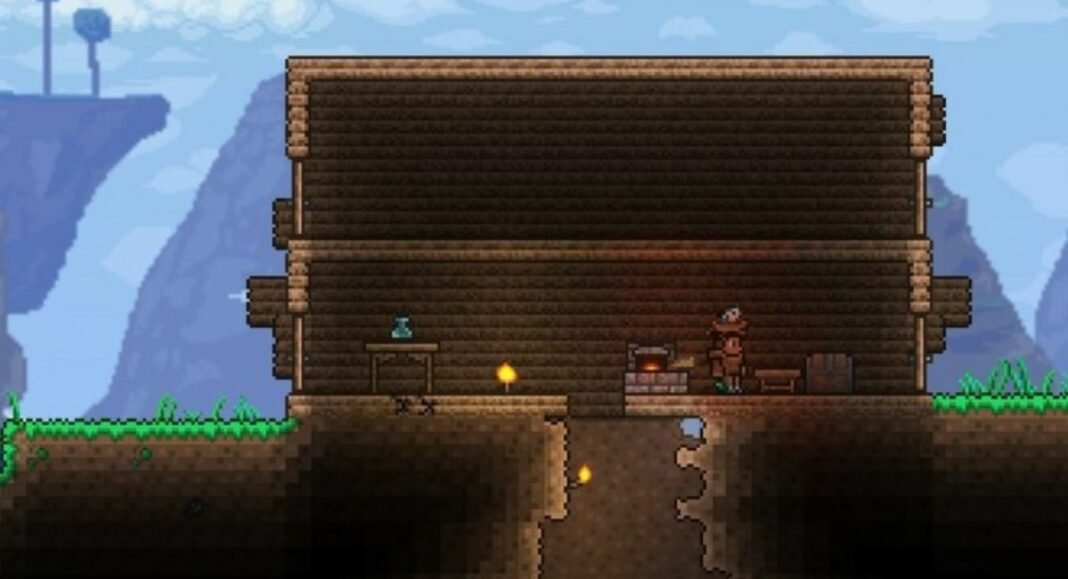How to Make a Furnace in Terraria