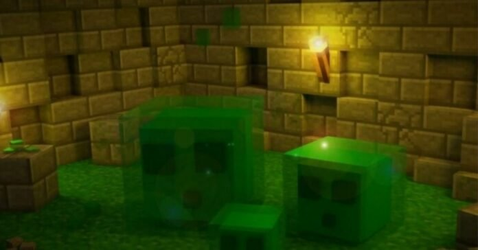 How to Find a Slime in Minecraft