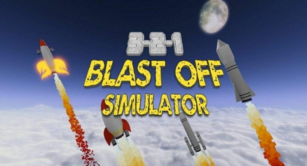 Roblox 3 2 1 Blast Off Simulator Codes