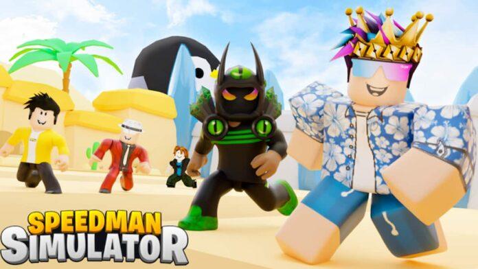 roblox speedman simulator coded august 2021