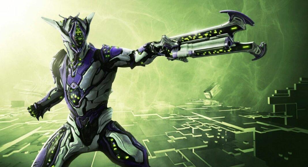 Warframe Prime Gaming Rewards
