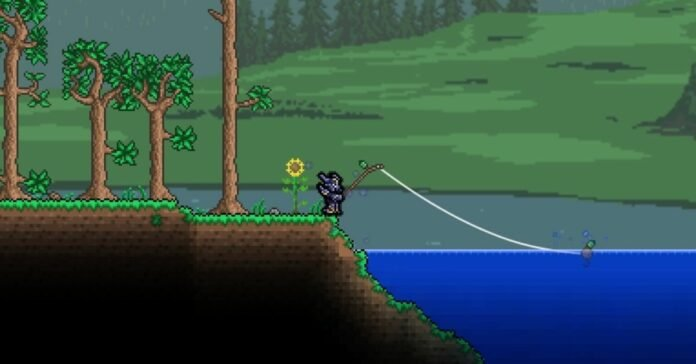 How to Get Bait in Terraria