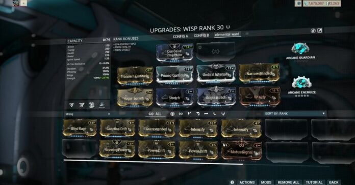 How to Get the Elemental Ward Ability in Warframe