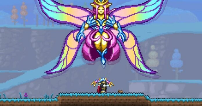 How to Summon and Defeat the Empress of Light in Terraria