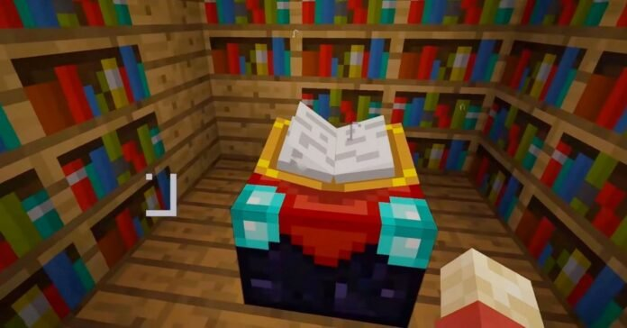How to Enchant Items in Minecraft