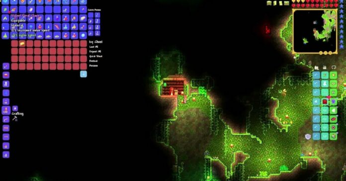 Terraria: How to Get the Feral Claws