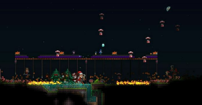 frost moon terraria guide