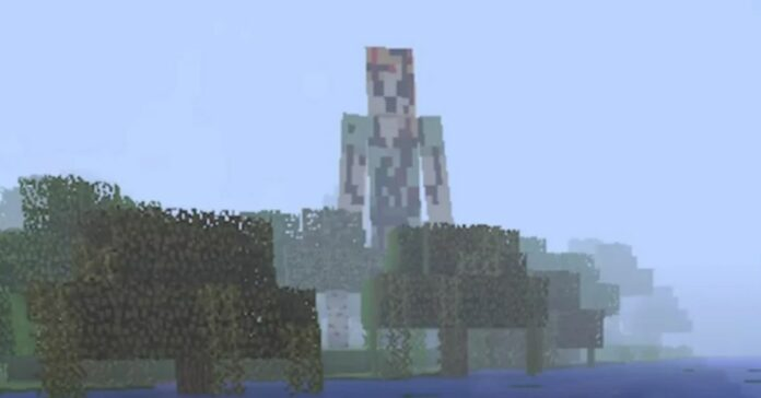 Giant Alex Seed in Minecraft