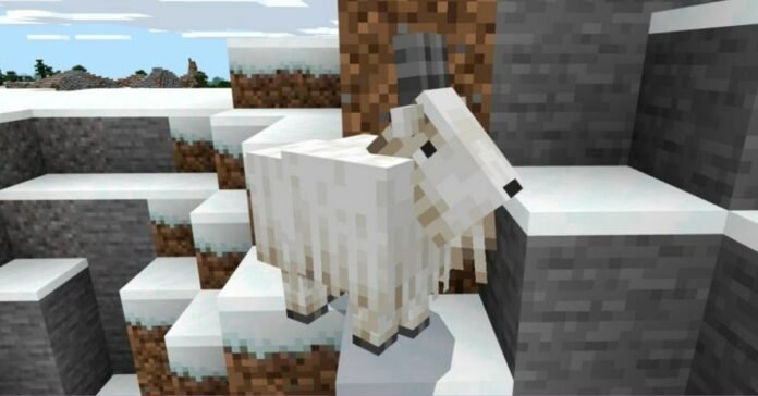 What Do Goats Eat in Minecraft? Answered