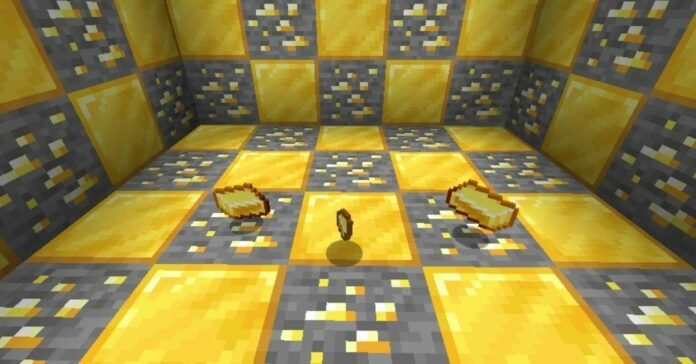How to Set Up a Gold Farm in Minecraft