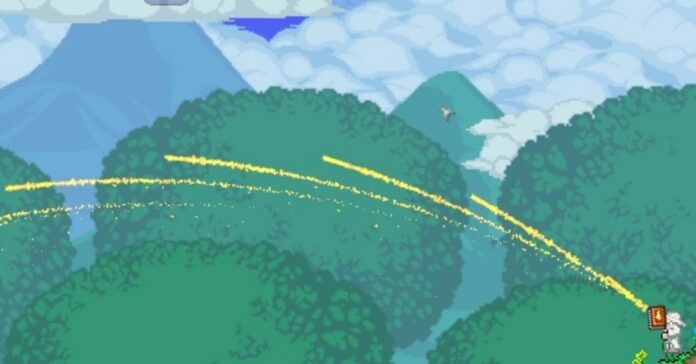 How to Get the Golden Shower Weapon in Terraria