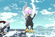 Pokémon Legends' Hisuian Braviary
