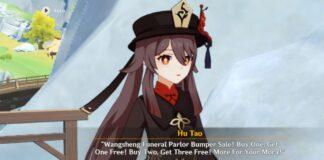 Genshin Impact: Hu Tao's Story Quest