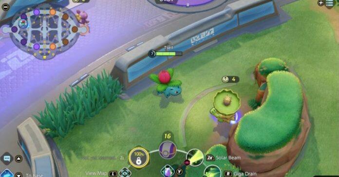 How to Jungle in Pokémon Unite