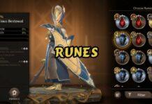 Magnum Quest Runes Guide