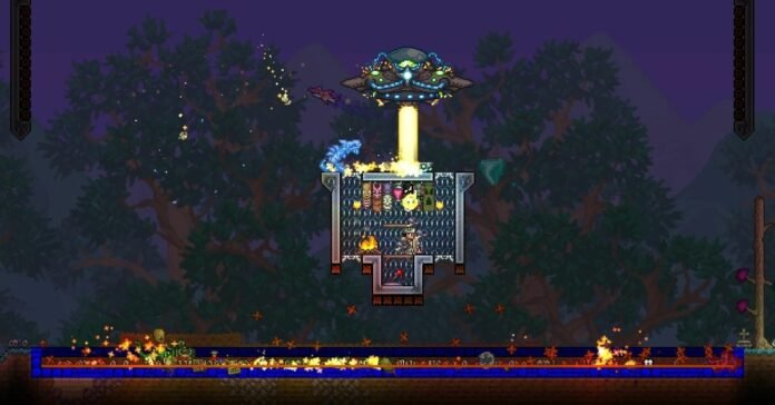 Terraria: How to Trigger the Martian Invasion