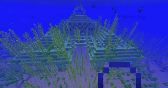 How to Find the Ocean Monument in Minecraft