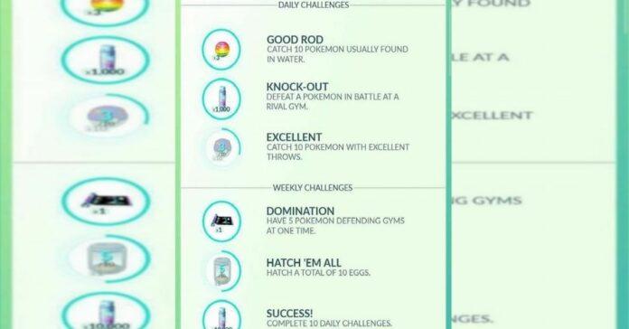 the Most Rewarding Quests in Pokémon Go