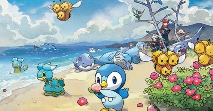 Pokémon Legends' Hisui Region
