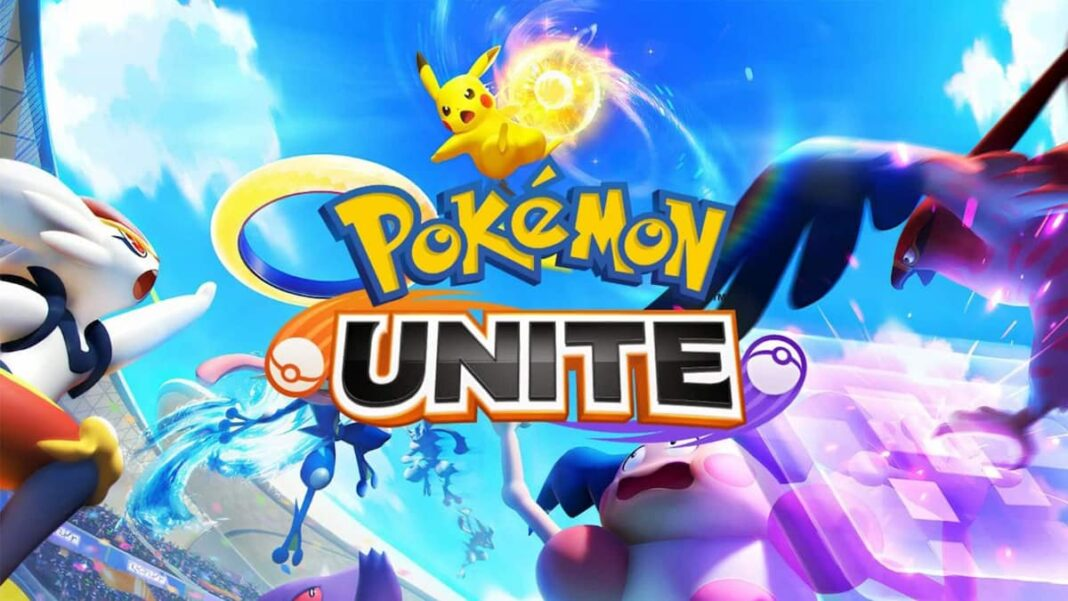 Pokemon Unite Pre-registration