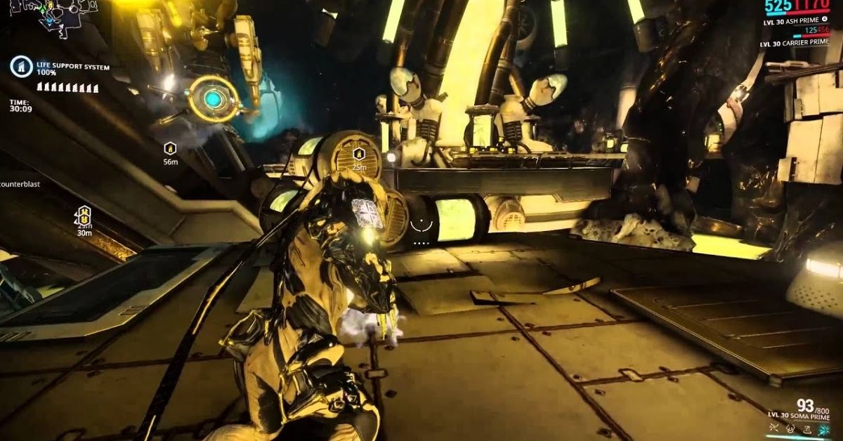How To Farm Polymer Bundles In Warframe Touch Tap Play