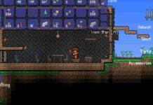 How to Make a Sawmill in Terraria