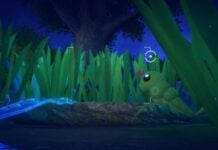 New Pokemon Snap: Side Path (Night) guide