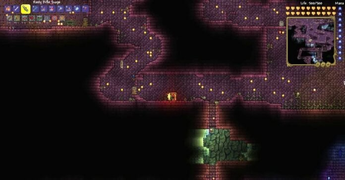How to Get and Use a Sniper Scope in Terraria