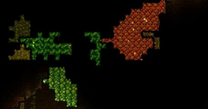 Terraria: How to Get a Spelunker Potion