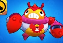 Review of the King Crab Tick Skin in Brawl Stars