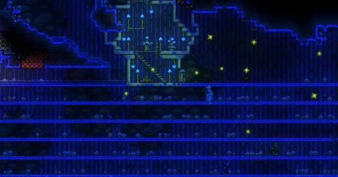 How to Find and Catch a Truffle Worm in Terraria