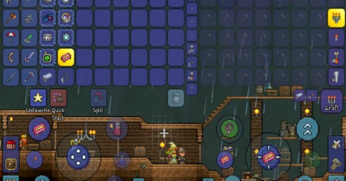 The Watches in Terraria: How to Craft