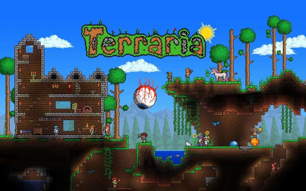 How to Get Onyx Blaster in Terraria