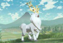 Pokemon Legends' Wyrdeer