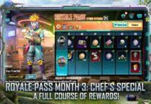 PUBG Mobile C1S2 M3 Royale Pass