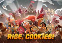 Cookie Run: Kingdom cookies illustration