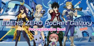 Eden Zero Pocket Galaxy