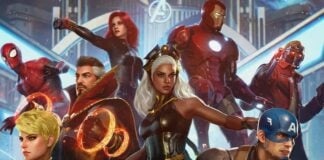 Every Playable Character in Marvel Future Revolution