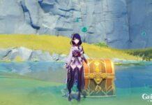 Genshin Impact Mystmoon Chests